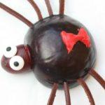 Plum Black Widows: 30 Days of Halloween – Day 7