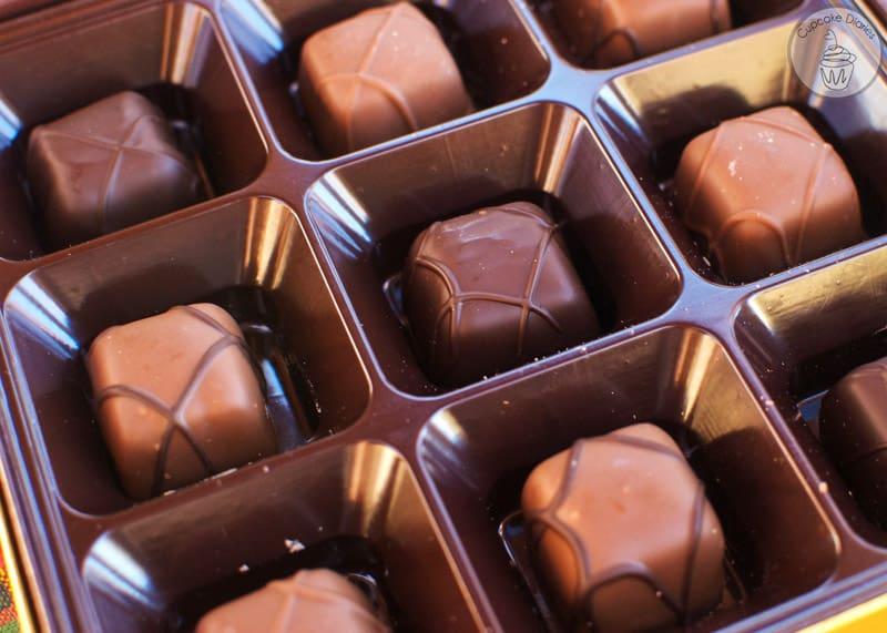 GODIVA Chocolate Caramels