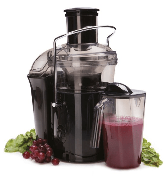 Jack Lalanne's Juice Extractor Countertop Machine