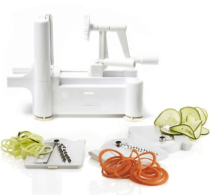 Spiralizer® Tri-Blade Vegetable Spiral Slicer