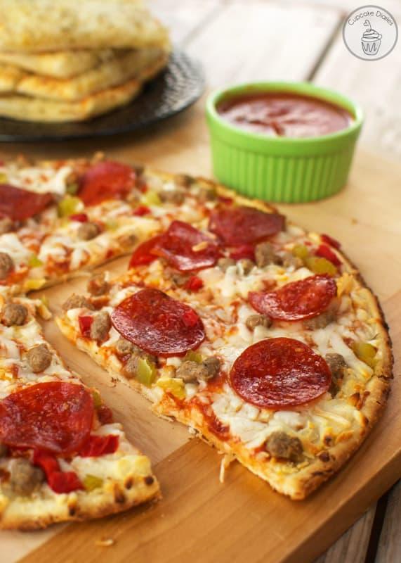 Red Baron® Thin & Crispy Supreme Pizza