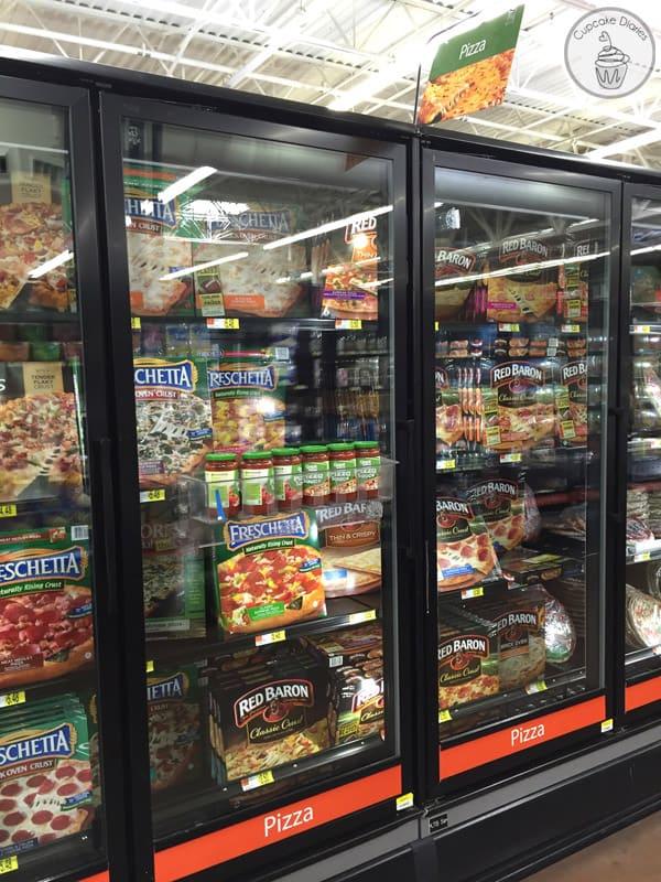 Red Baron® Thin & Crispy Pizza at Walmart