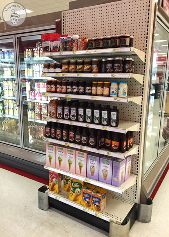 Smucker's Toppings at Target