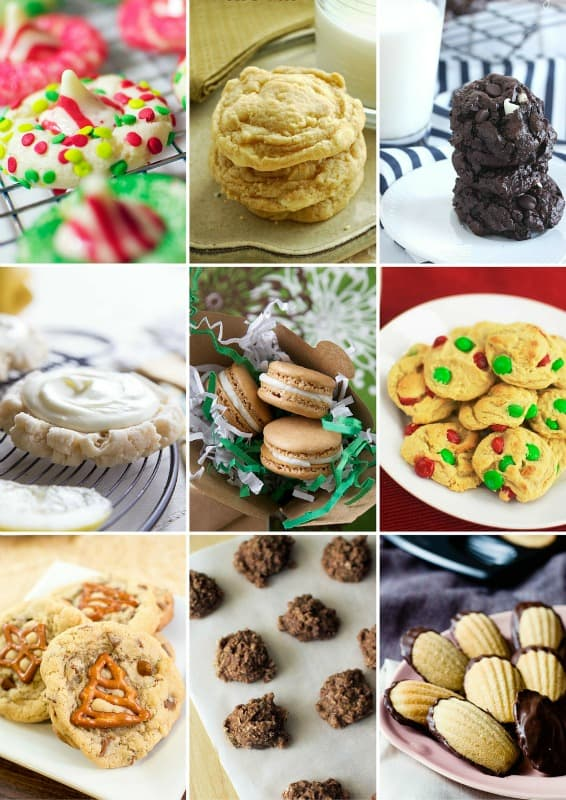 29 Sweet and Delicious Cookie Recipes