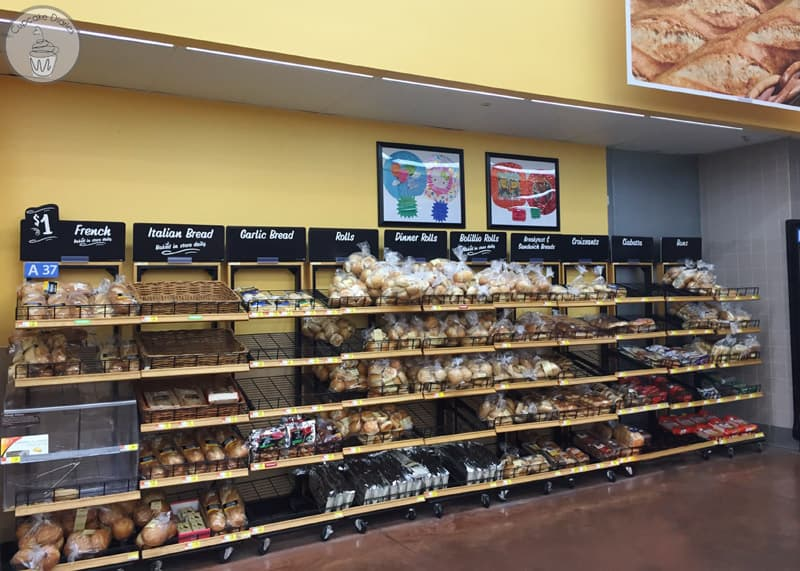 Fresh Bakery at Walmart