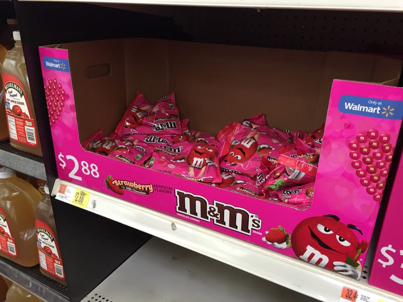 M&M's® Strawberry at Walmart