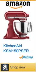 KitchenAid  Artisan stand mixer on Amazon
