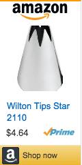 Wilton 1M star tip on Amazon