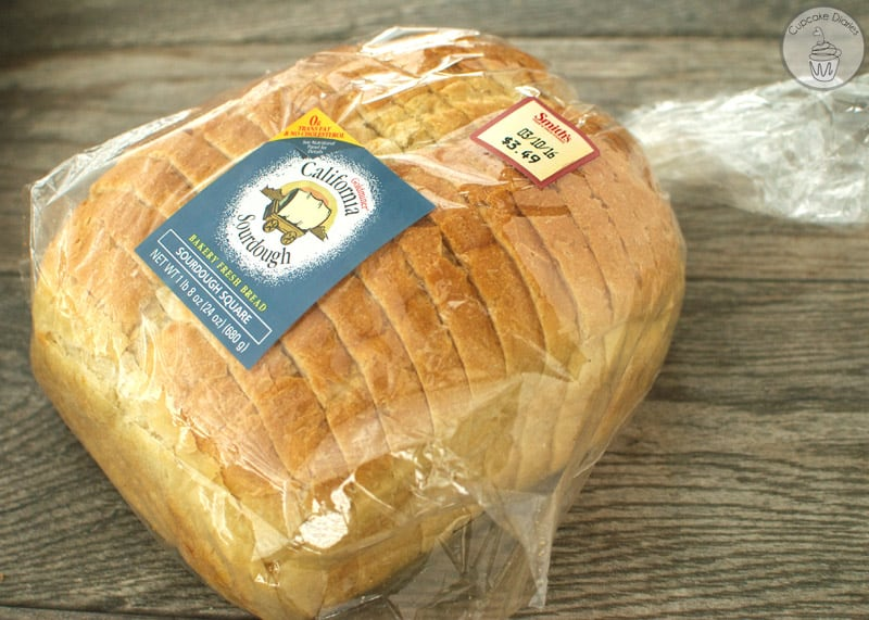 California Goldminer Sourdough Bread