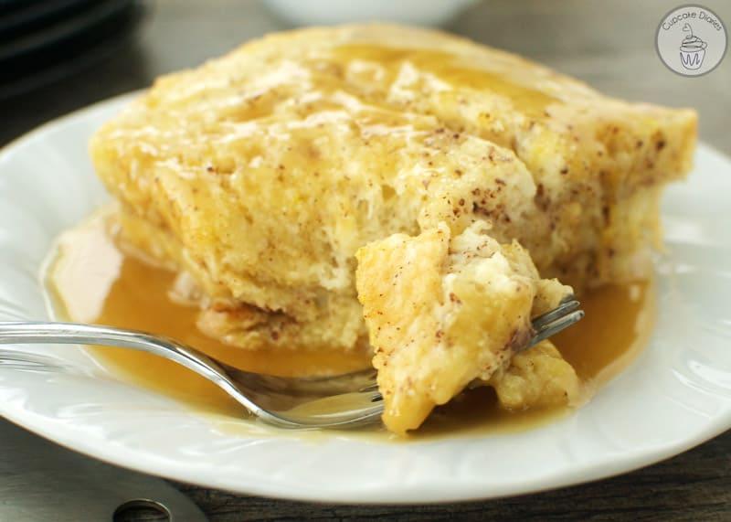 Easy Bread Pudding