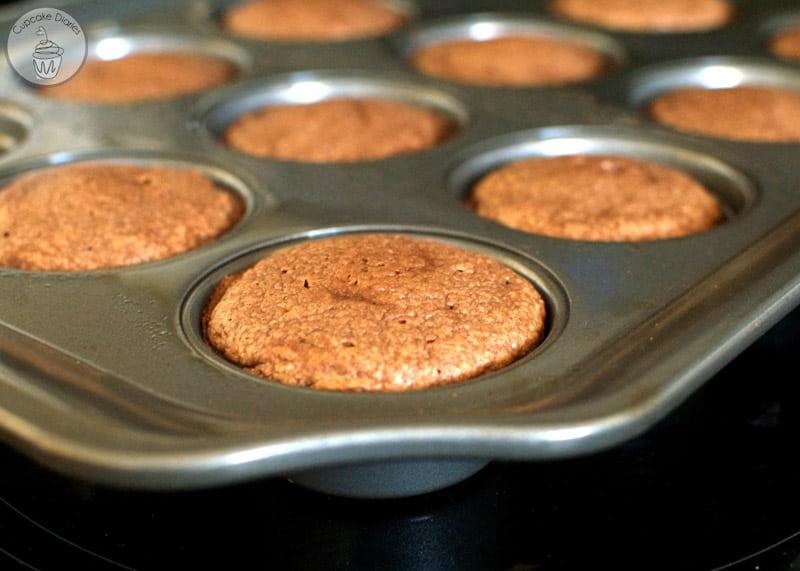 Ice Cream Brownie Cups