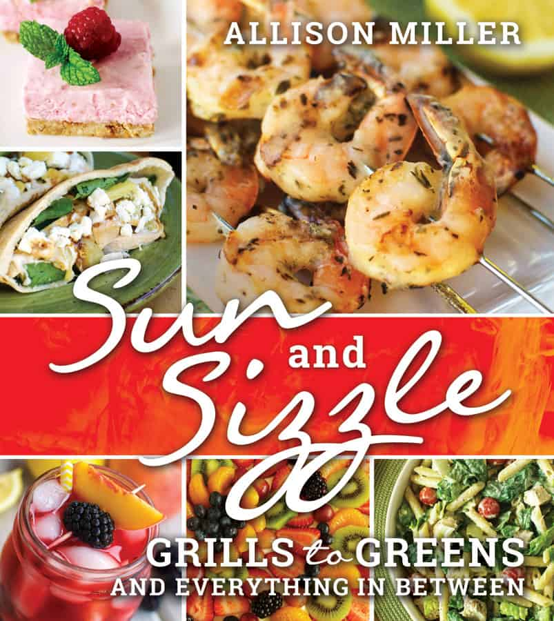 Sun and Sizzle: Grills to Greens and Everything in Between available for purchase on Amazon!