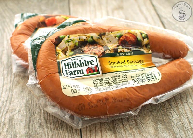 Hillshire Farm Sausage at Kroger