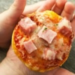 Kids Mini Pizzas