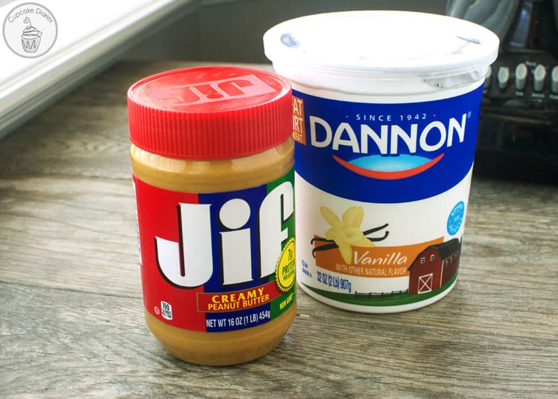 Jif and Dannon