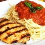 Chicken Diavolo
