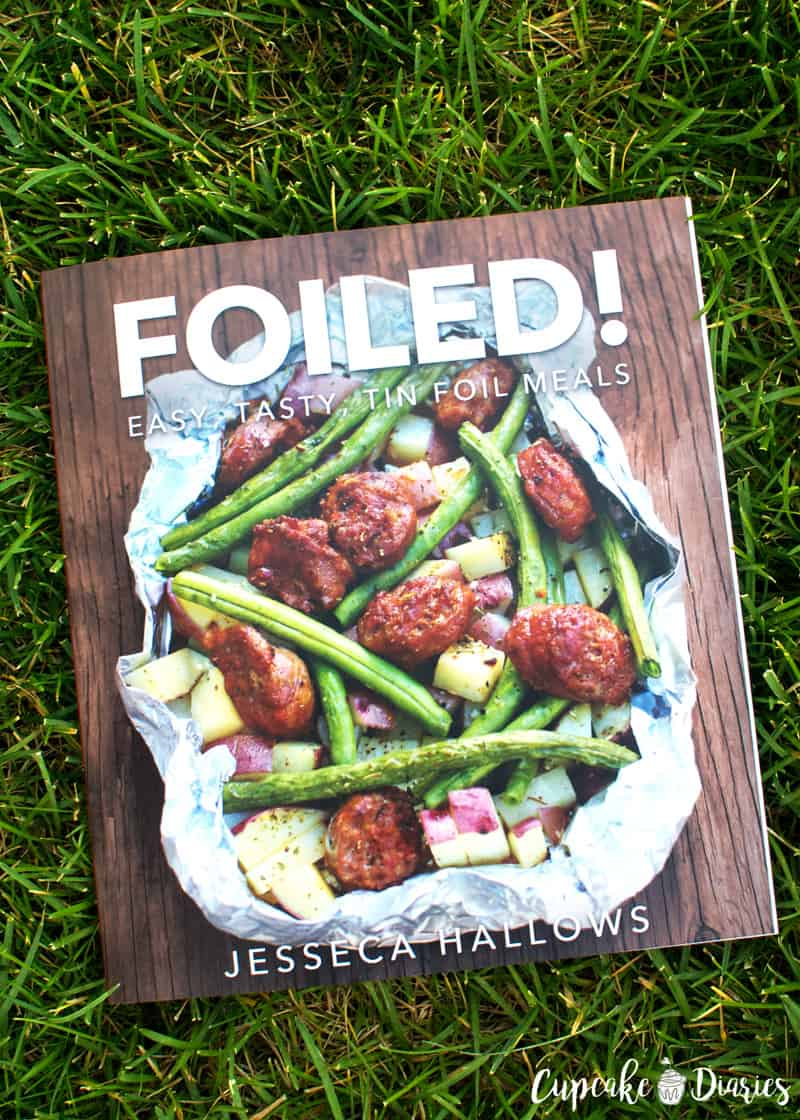 Foiled! By Jesseca Hallows from One Sweet Appetite