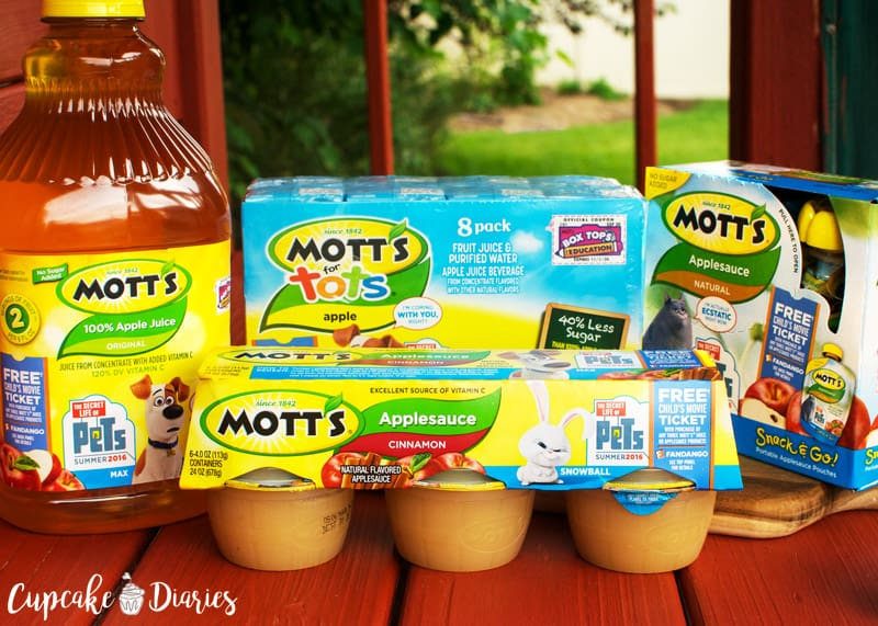 Mott's Products