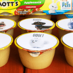 The Secret Life of Pets Printable Applesauce Cup Toppers