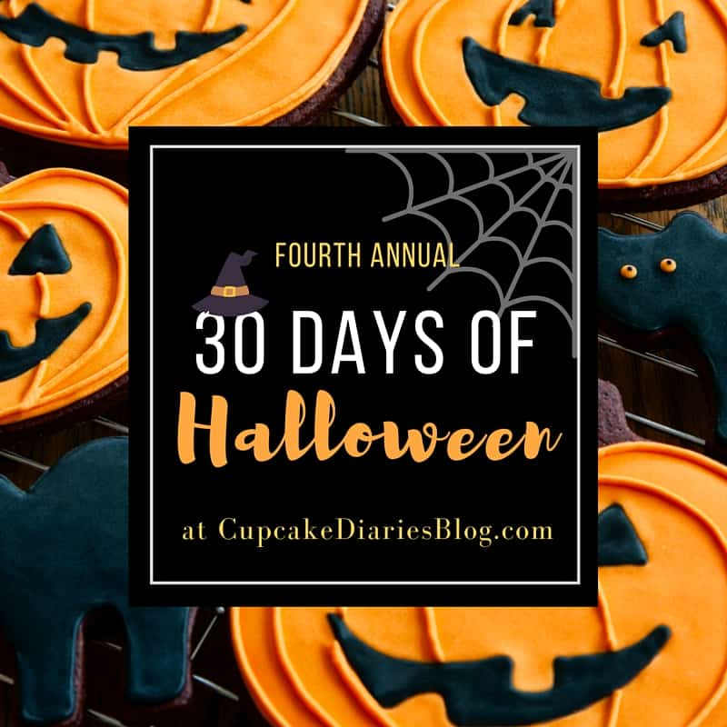 Halloween Chex Treat - 30 Days of Halloween 2016: Day 1