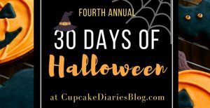 "Cupcake Diaries ""30 Days of Halloween"" 2016"