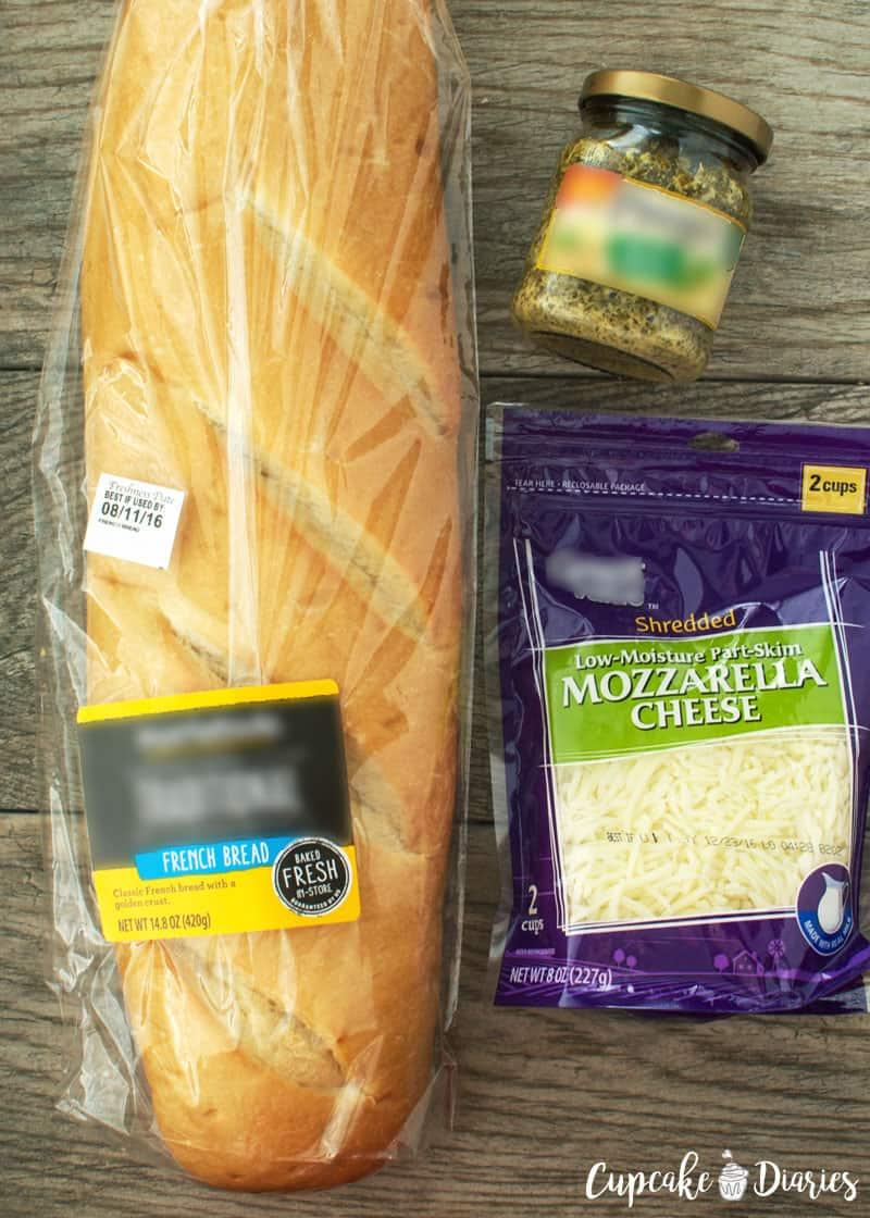 Easy Pesto Bread