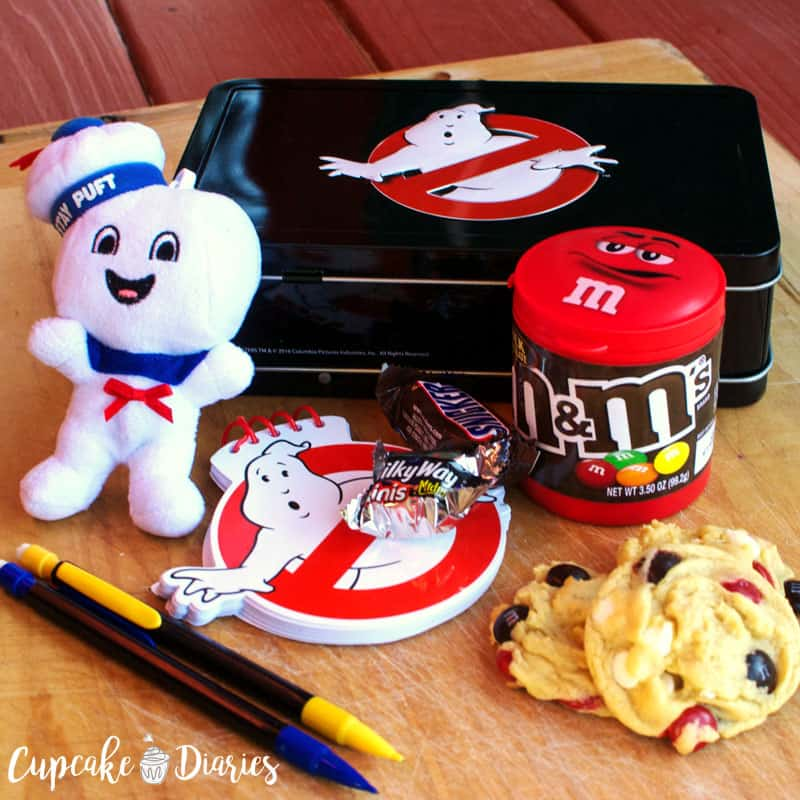 Back to school with Mars and Ghostbusters