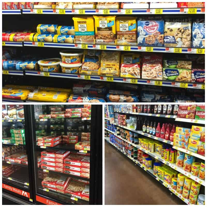 Nestle Products at Walmart
