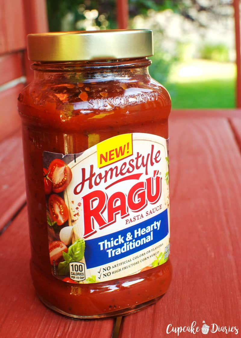 RAGU Homestyle Thick and Hearty Pasta Sauce