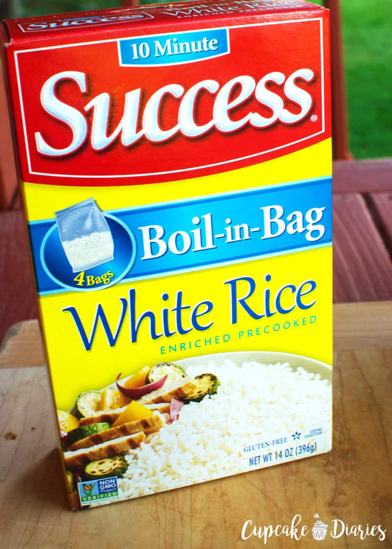 Success® Boil-in-Bag Rice