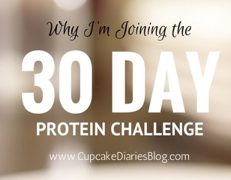Why I'm Joining the 30 Day Protein Challenge (It's about to get personal)