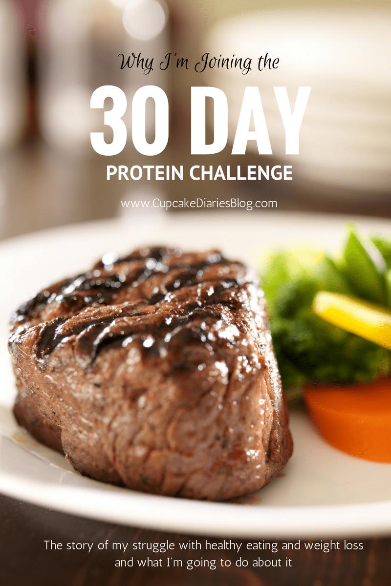 30 Day Protein Challenge