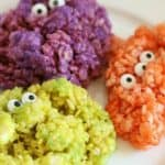Monster Rice Krispie Treats – 30 Days of Halloween 2016: Day 5
