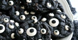 Spooky Cookies – 30 Days of Halloween 2016: Day 8