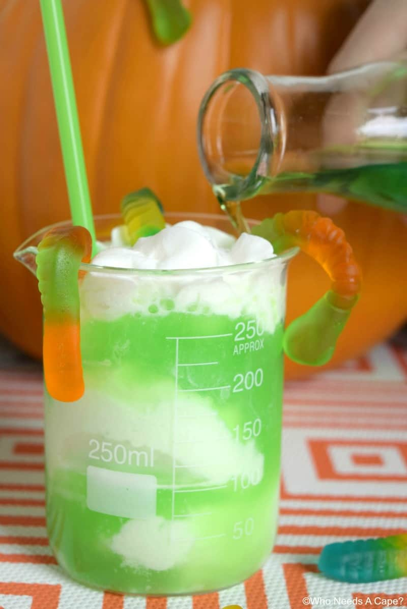 halloween drinks are so much fun this drink is something that my kids would absolutely love a potion they can drink awesome