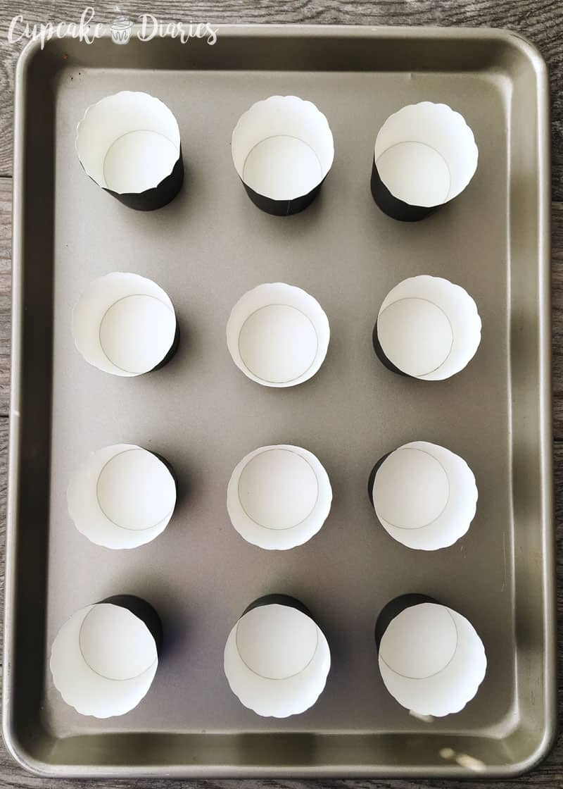 Bake In Cups