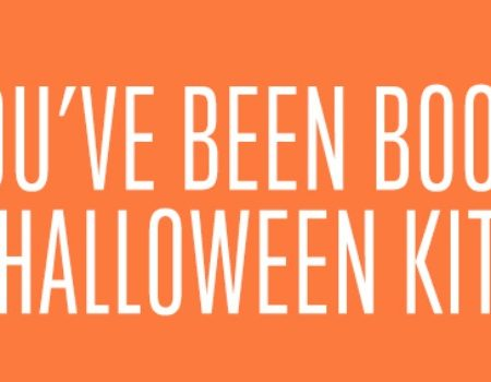 """""""You've been BOO'd"""" Halloween Kit – 30 Days of Halloween 2016: Day 10"""