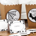 Halloween Party Printables – 30 Days of Halloween 2016: Day 15