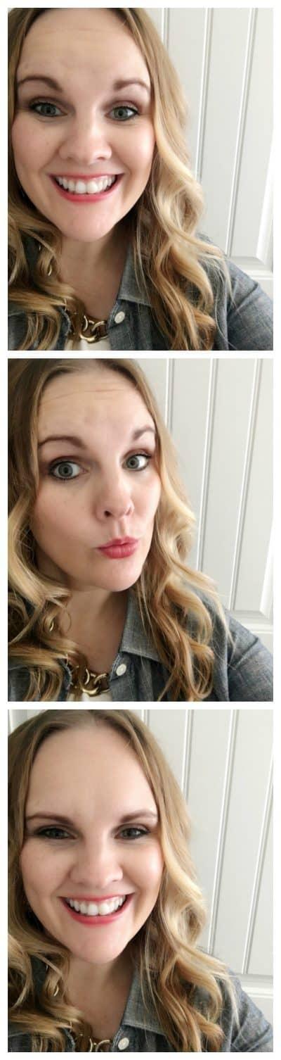 30 Day Protein Challenge: The Recap - Selfie Photo Strip