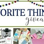 My Favorite Things in 2016 Giveaway