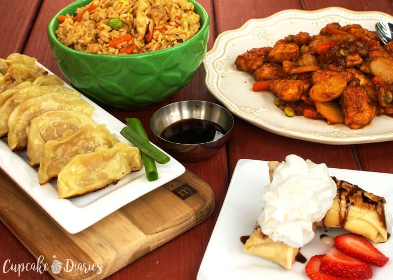 P.F. Chang's Home Menu Meal