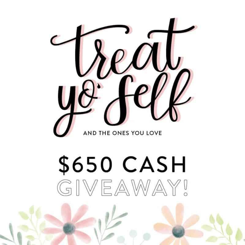 Treat Yo' Self Giveaway