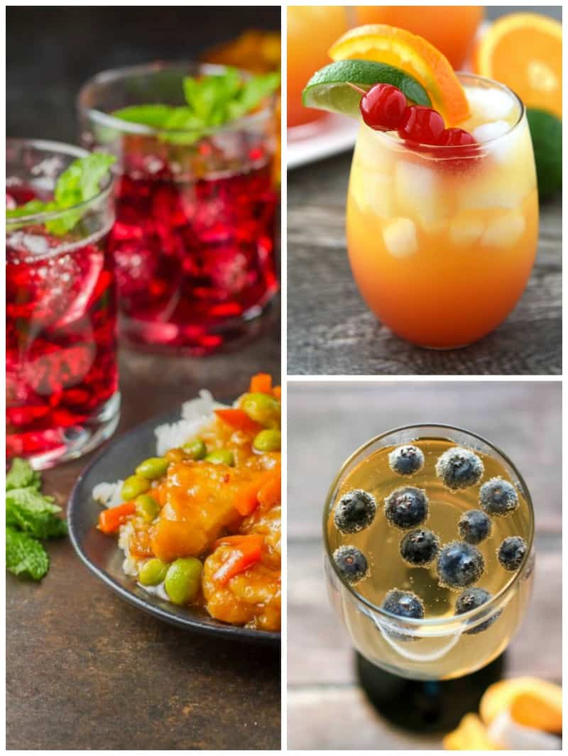 P.F. Chang's Home Menu - Mocktails