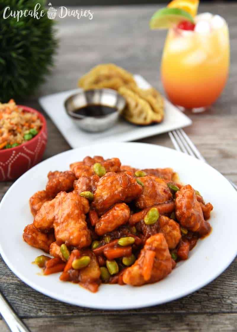 P.F. Chang's At Home Menu - Orange Chicken