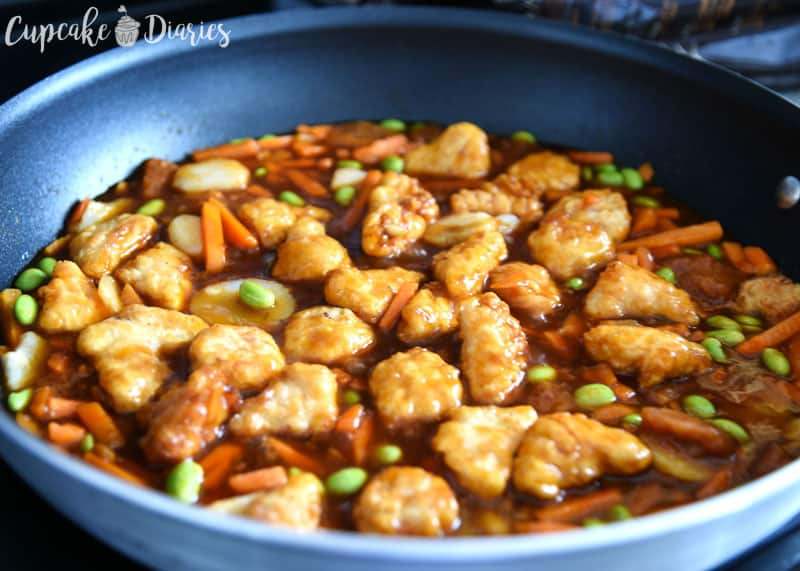 P.F. Chang's At Home Menu - Orange Chicken