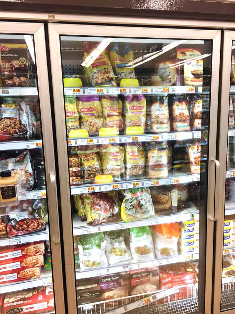Bertoli Frozen Meals at Smith's