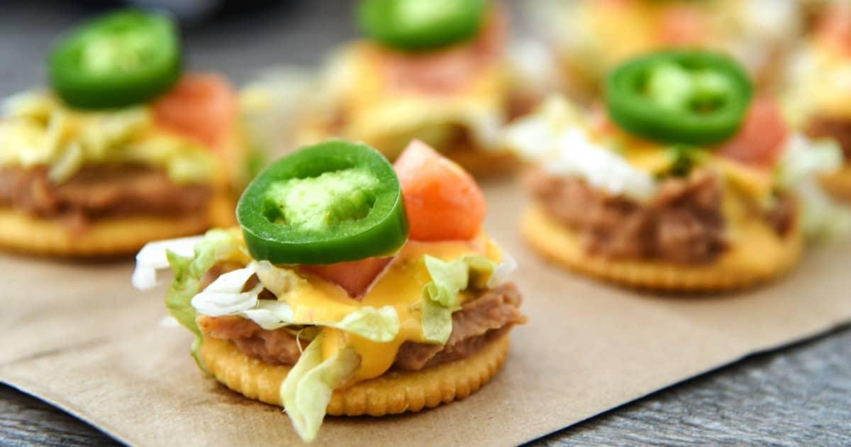 Ritz tostadas facebook