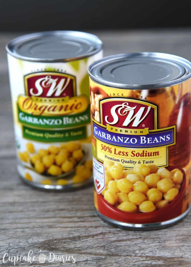 S&W Garbanzo Beans