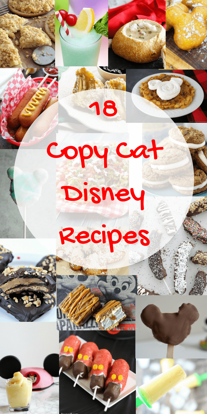 18 Copycat Disneyland Recipes