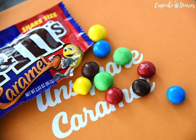 M&M'S® Caramel - The newest member of the M&M'S® family!